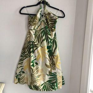❄️3/$30❄️ Tropical print maternity sundress